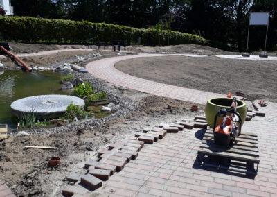Gartenumgestaltung 2019