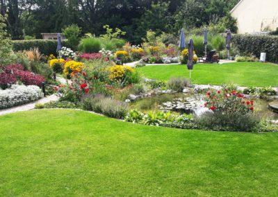 Gartenumgestaltung 2020