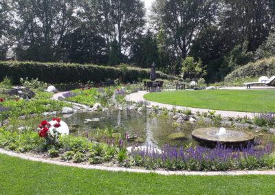Pflege Privatgarten