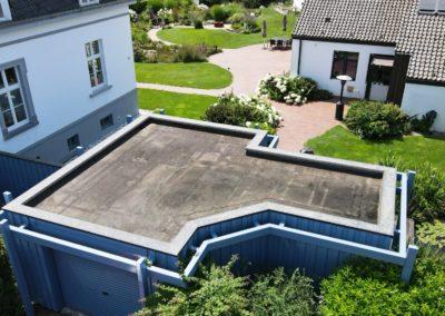 Dachbegrünung Hausgarten Kalkar